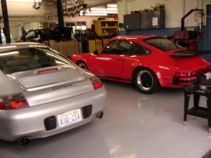 PORSCHE AUTO REPAIR & SERVICE IN EVERETT, WASHINGTON