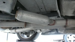 Exhaust Repair in Everett