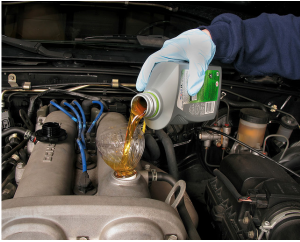 Oil Change Service in Snohomish