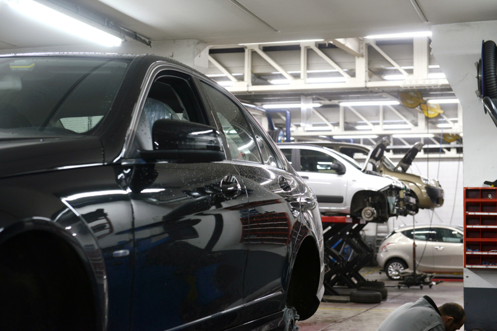 Saab Service & Repair Shop Near Kirkland