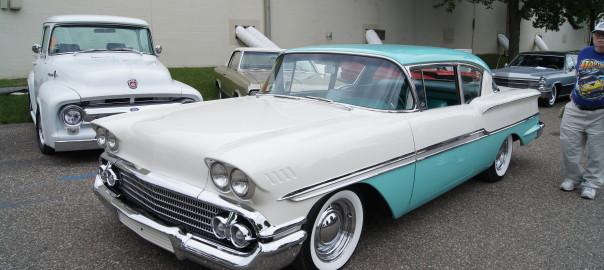 Older Car Repair in Lynnwood