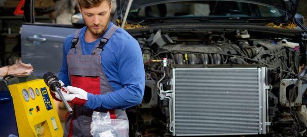 Mukilteo Auto Air Conditioning Service