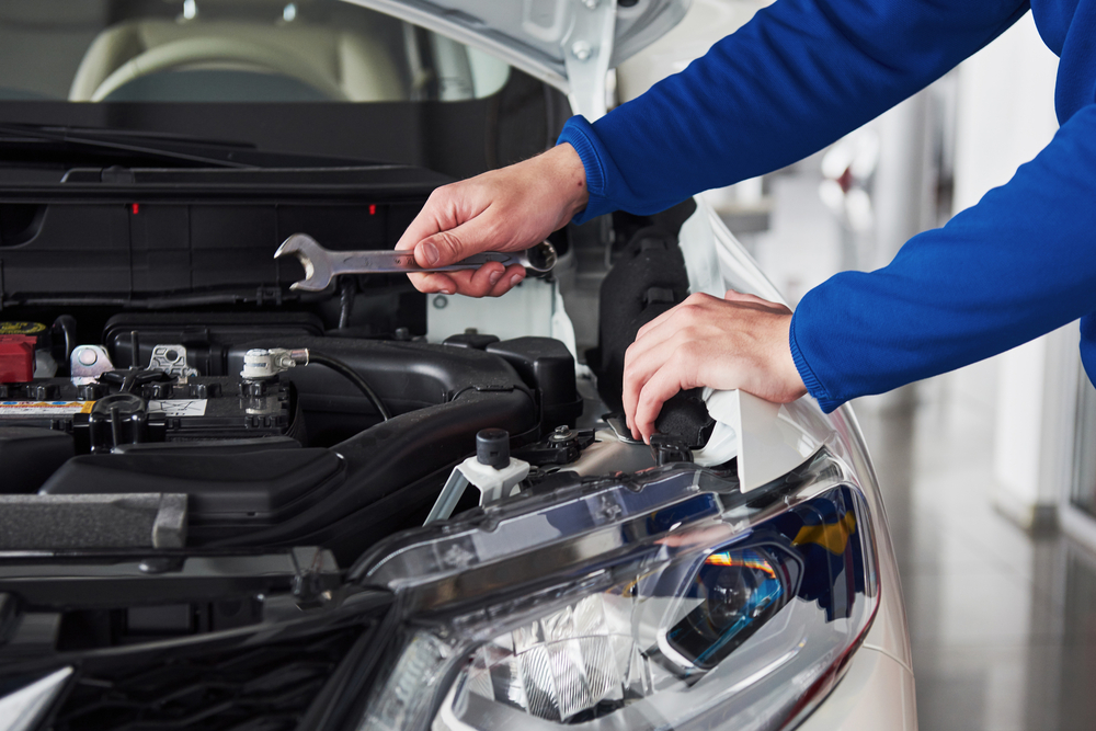 Bmw service repair shop near snohomish conaway motors for Electric motor rebuild shop near me