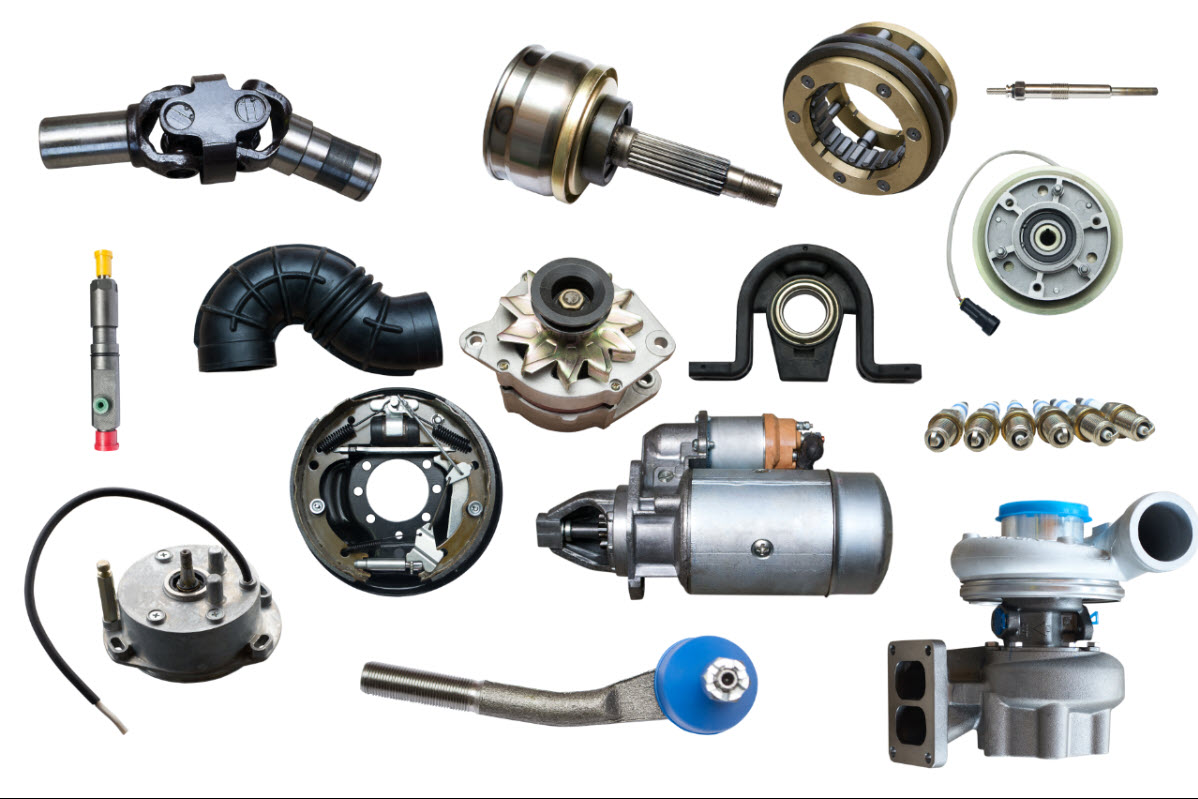 Mercury Parts and Accessories