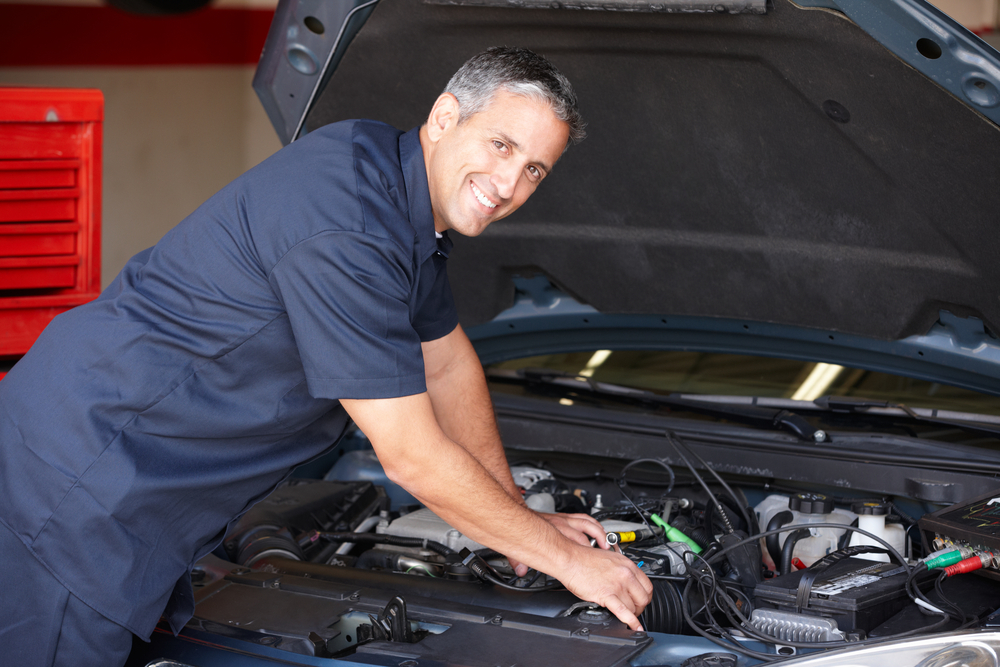Have You Scheduled Your Next 90k Mile Tune-Up Service in Mill Creek?