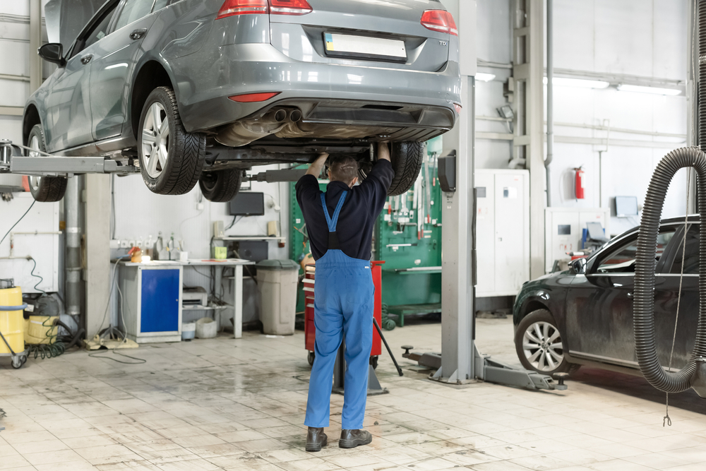 Call Us To Set Up An Appointment For Muffler & Exhaust Repair Service In Marysville